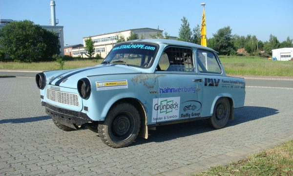 Team Stahlpappe Trabant 2008