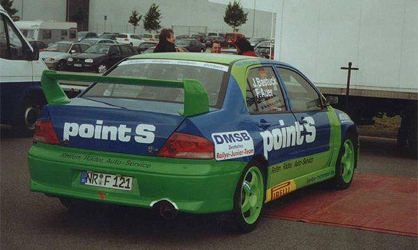 Avd Sachsen Rallye 2005 001