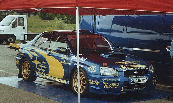 Avd Sachsen Rallye 2005 005