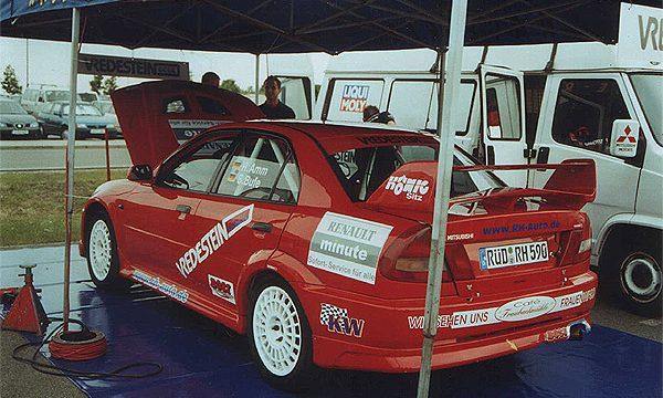 Avd Sachsen Rallye 2005 009