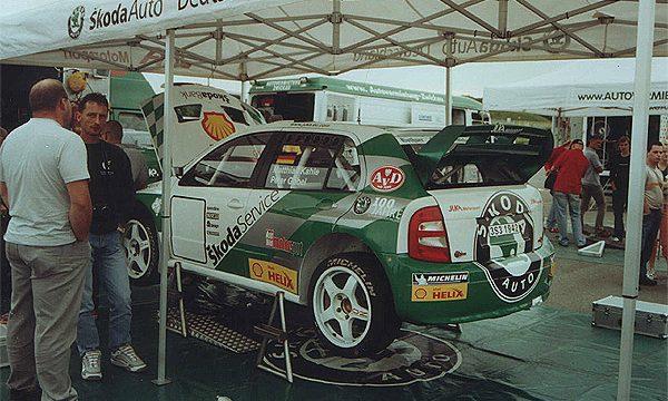Avd Sachsen Rallye 2005 013