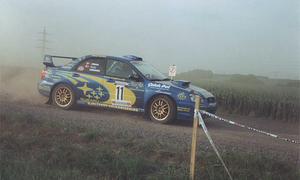 Avd Sachsen Rallye 2005 039