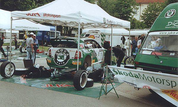 Avd Sachsen Rallye 2005 064