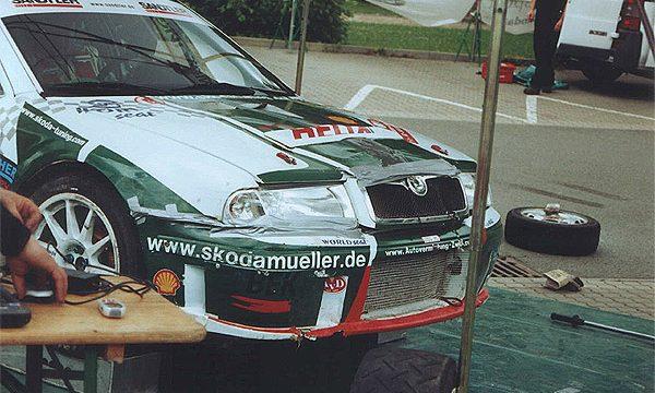 Avd Sachsen Rallye 2005 065