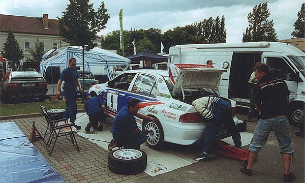 Avd Sachsen Rallye 2005 069