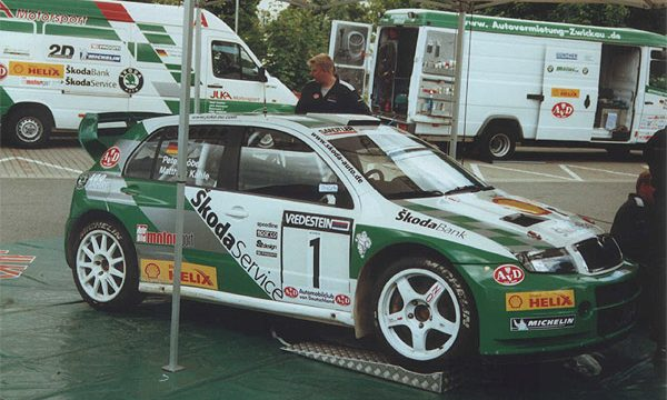 Avd Sachsen Rallye 2005 070