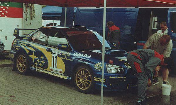 Avd Sachsen Rallye 2005 072