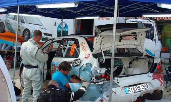 Avd Sachsen Rallye 2008 059