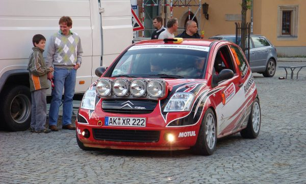 Avd Sachsen Rallye 2008 070