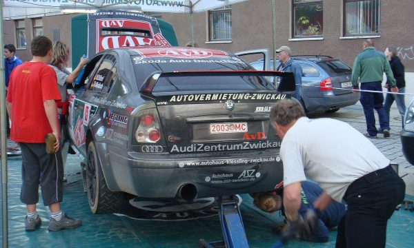 Avd Sachsen Rallye 2008 072
