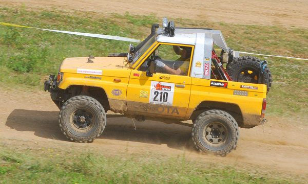 Offroad Rallye Rally Trial Germany Leipzig 2009 014