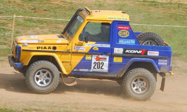 Offroad Rallye Rally Trial Germany Leipzig 2009 017