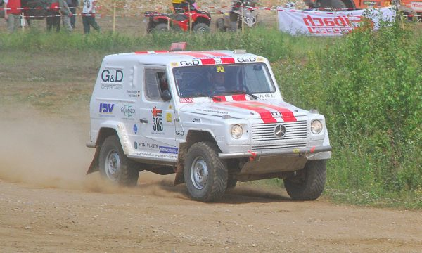Offroad Rallye Rally Trial Germany Leipzig 2009 040