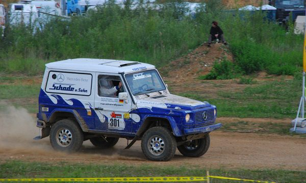 Offroad Rallye Rally Trial Germany Leipzig 2009 042