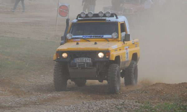 Offroad Rallye Rally Trial Germany Leipzig 2009 043