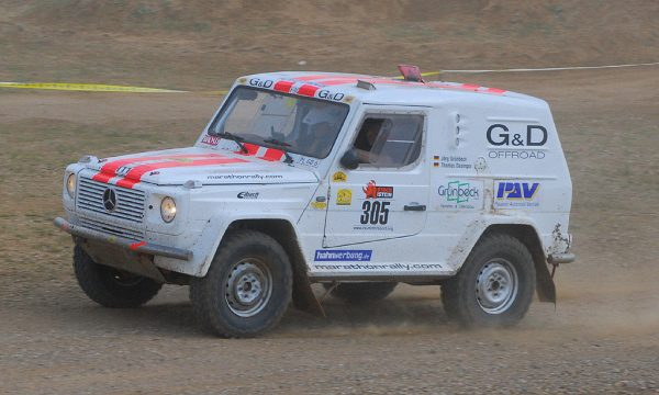 Offroad Rallye Rally Trial Germany Leipzig 2009 045