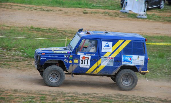 Offroad Rallye Rally Trial Germany Leipzig 2009 053