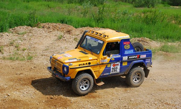 Offroad Rallye Rally Trial Germany Leipzig 2009 070