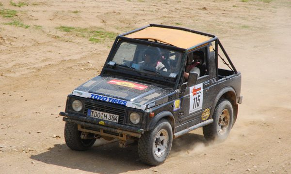 Offroad Rallye Rally Trial Germany Leipzig 2009 073