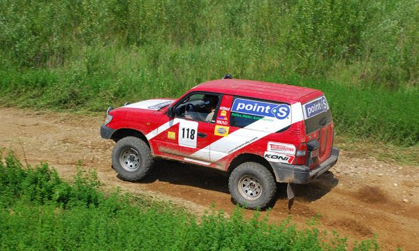 Offroad Rallye Rally Trial Germany Leipzig 2009 074