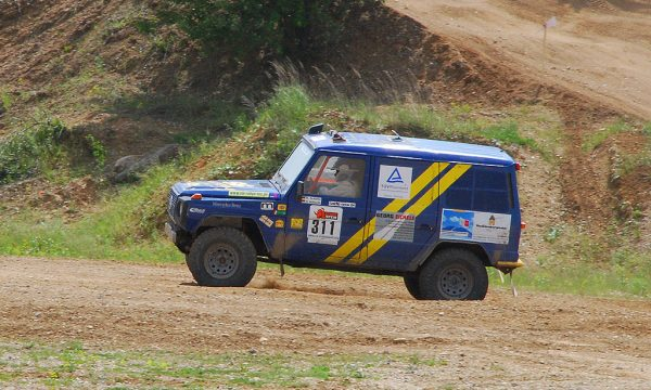 Offroad Rallye Rally Trial Germany Leipzig 2009 075