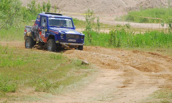 Offroad Rallye Rally Trial Germany Leipzig 2009 081
