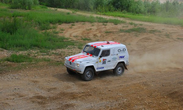 Offroad Rallye Rally Trial Germany Leipzig 2009 084