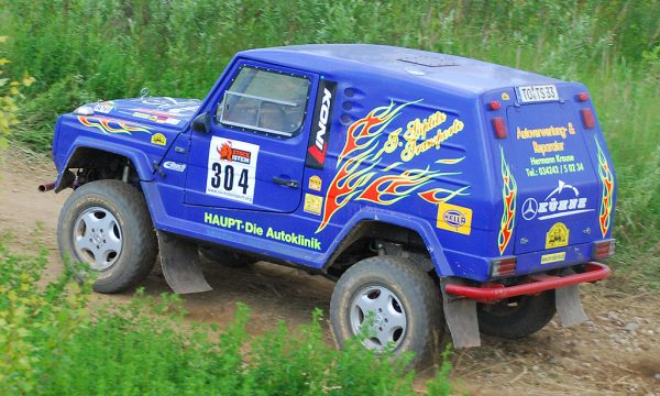 Offroad Rallye Rally Trial Germany Leipzig 2009 087