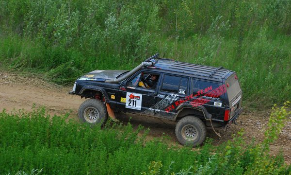 Offroad Rallye Rally Trial Germany Leipzig 2009 093