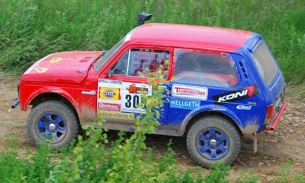 Offroad Rallye Rally Trial Germany Leipzig 2009 094