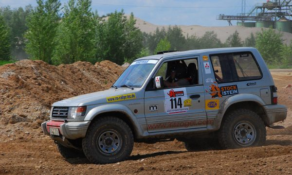 Offroad Rallye Rally Trial Germany Leipzig 2009 107
