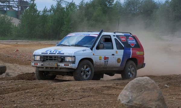 Offroad Rallye Rally Trial Germany Leipzig 2009 110