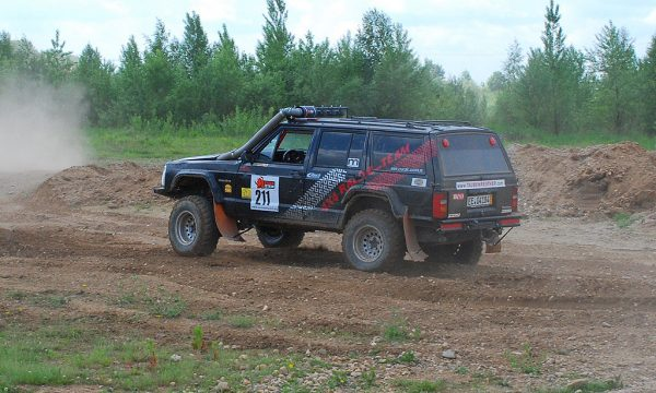 Offroad Rallye Rally Trial Germany Leipzig 2009 112