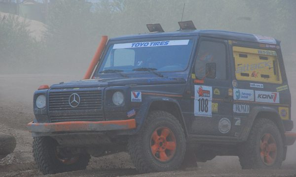 Offroad Rallye Rally Trial Germany Leipzig 2009 113