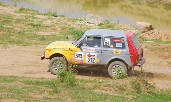 Offroad Rallye Rally Trial Germany Leipzig 2009 118