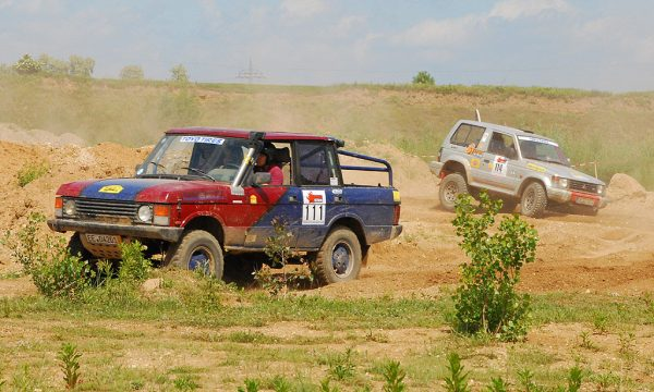 Offroad Rallye Rally Trial Germany Leipzig 2009 127
