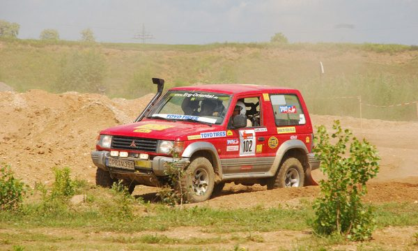Offroad Rallye Rally Trial Germany Leipzig 2009 128