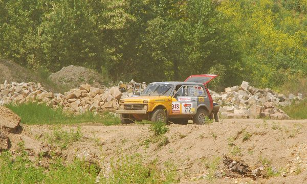 Offroad Rallye Rally Trial Germany Leipzig 2009 129
