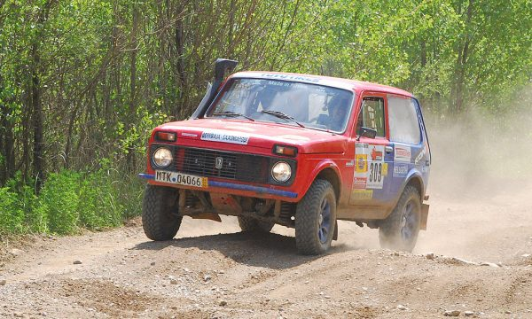 Offroad Rallye Rally Trial Germany Leipzig 2009 130