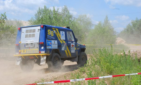 Offroad Rallye Rally Trial Germany Leipzig 2009 132
