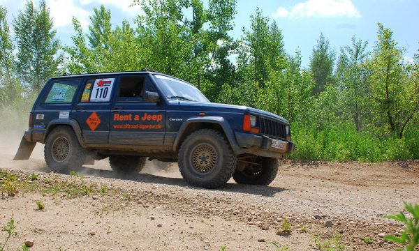 Offroad Rallye Rally Trial Germany Leipzig 2009 134