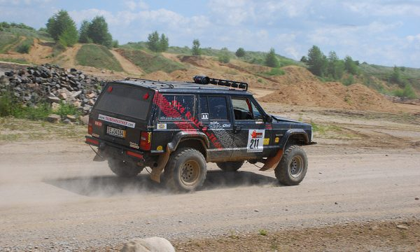 Offroad Rallye Rally Trial Germany Leipzig 2009 149