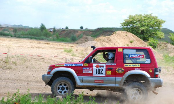 Offroad Rallye Rally Trial Germany Leipzig 2009 150