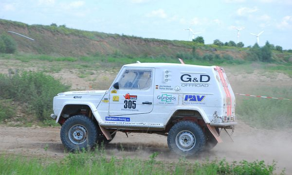 Offroad Rallye Rally Trial Germany Leipzig 2009 151