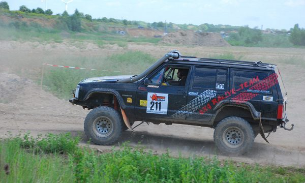 Offroad Rallye Rally Trial Germany Leipzig 2009 152