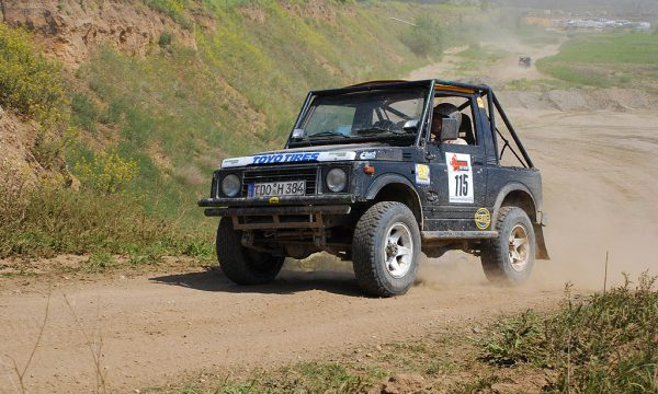 Offroad Rallye Rally Trial Germany Leipzig 2009 154