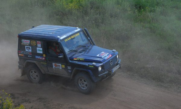 Offroad Rallye Rally Trial Germany Leipzig 2009 157