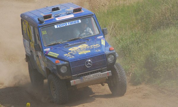 Offroad Rallye Rally Trial Germany Leipzig 2009 160