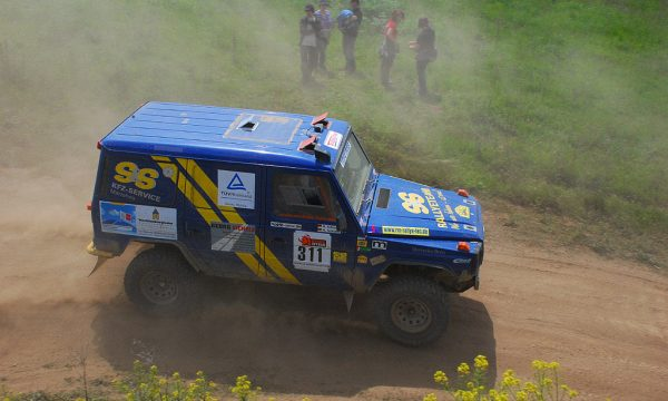 Offroad Rallye Rally Trial Germany Leipzig 2009 161