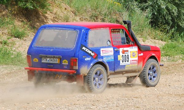 Offroad Rallye Rally Trial Germany Leipzig 2009 162